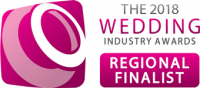 2018 wedding industry awards logo