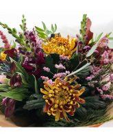 autumn gift bouquet web