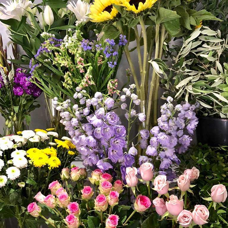 blossom branch florist shop fresh flowers 1