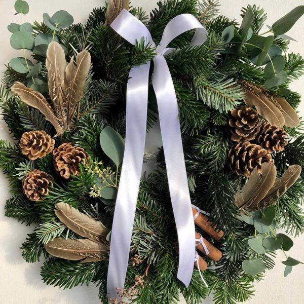 the works diy xmas wreath kit 1